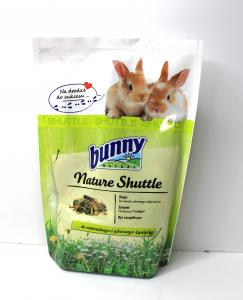 Bunny Nature RABBIT DREAM SHUTTLE 600G  karma dla królika