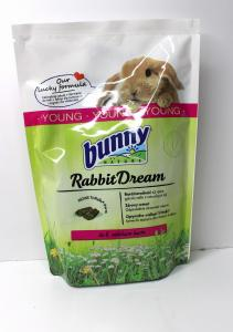 Bunny Nature RABBIT YOUNG 750G  karma dla królika  JUNIOR