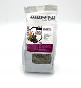 BIOFEED Royal One Snack - Elderberry (czarny bez) 200g